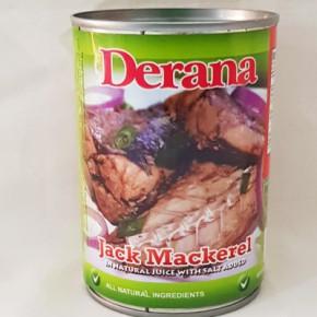 DERANA JACK MACKEREL 425G