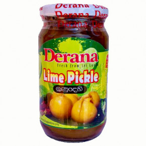 DERANA LIME PICKLE 350G