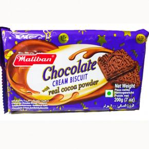 MALIBAN CHOCOLATE CREAM...