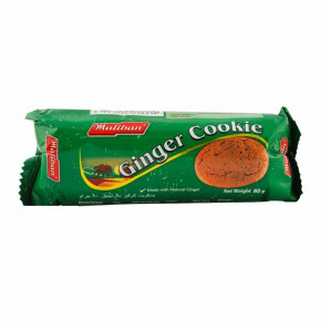 MALIBAN GINGER BISCUITS 170G