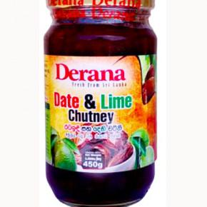 DERANA DATE & LIME CHUTNEY...