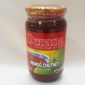 DERENA MANGO CHUTNEY 450G