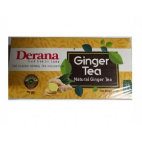 DERANA GINGER TEA 25BAGS