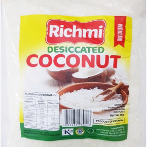 RICHMI DESICATED COCONUT 1KG