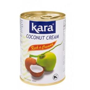 KARA COCONUT CREAM TIN 400ML