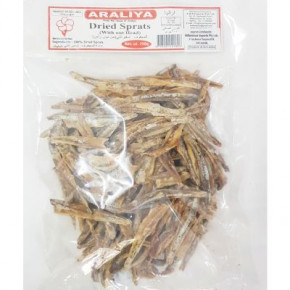 ARALIYA DRIED SPRATS 200G