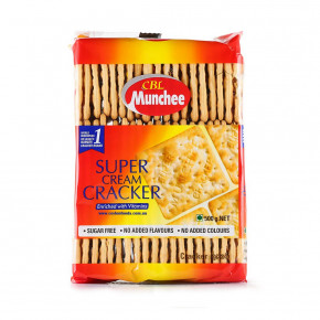 MUNCHEE SUPER CREAM CRACKER...