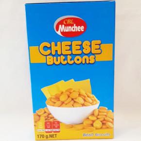 MUNCHEE CHEESE BUTTONS 170G