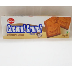 MUNCHEE COCONUT CRUNCH 200G