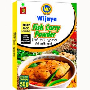 WIJAYA FISH CURRY POWDER 50G