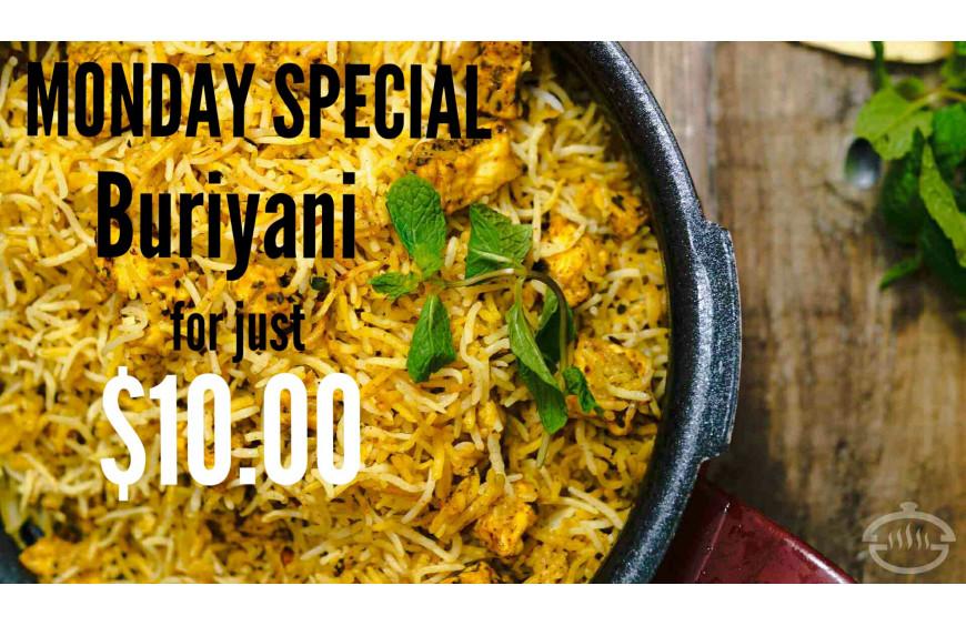 Monday Special - Biriyani
