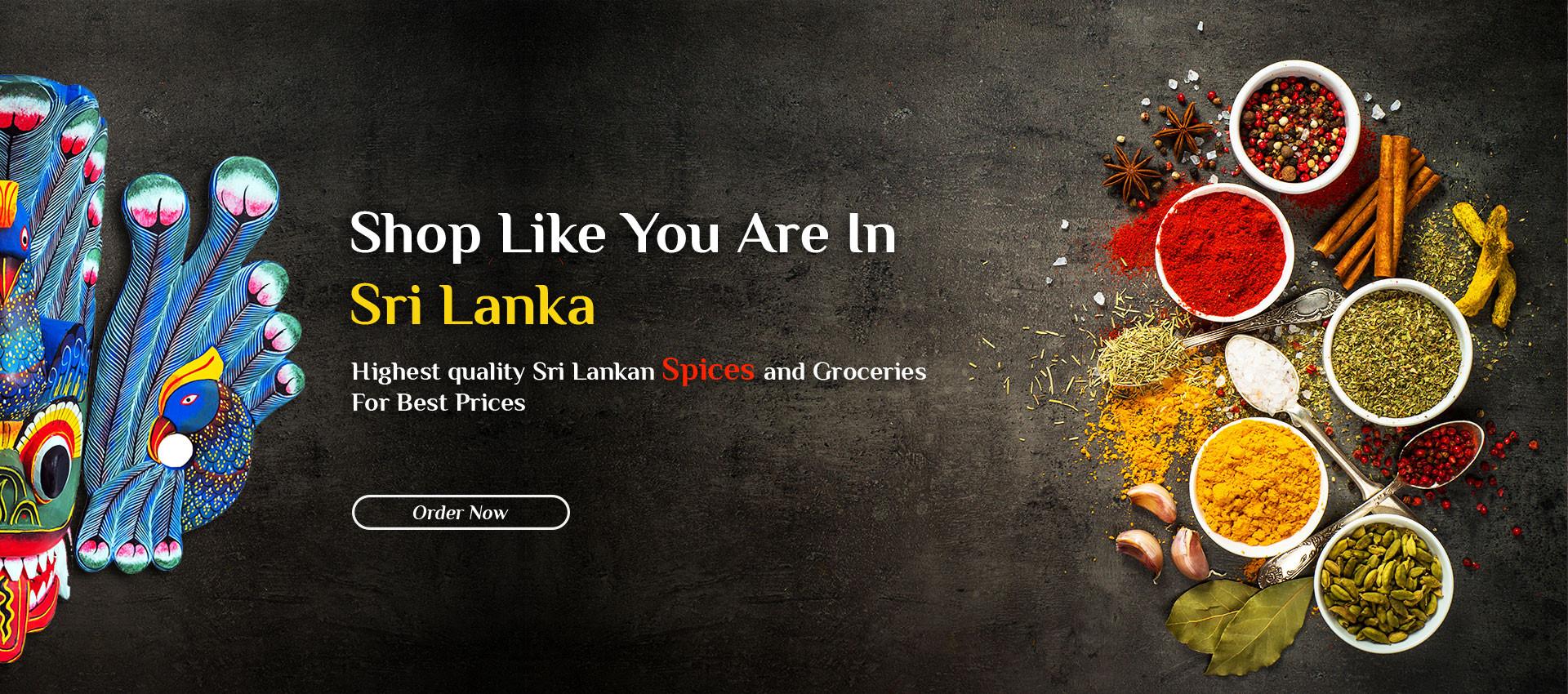 Spice Lanka Grocery
