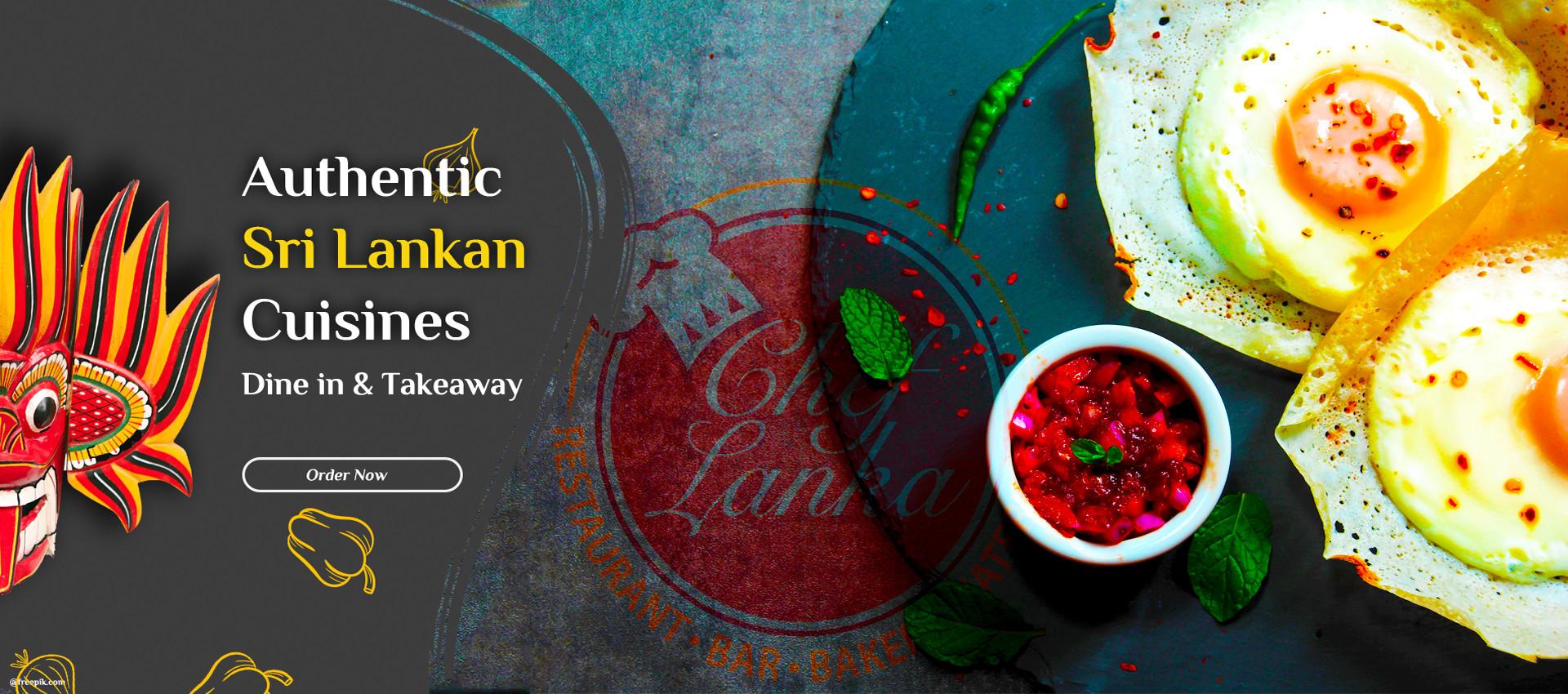 Chef Lanka Restaurant